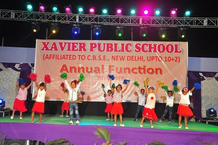 Xavier Public School-Annual Day