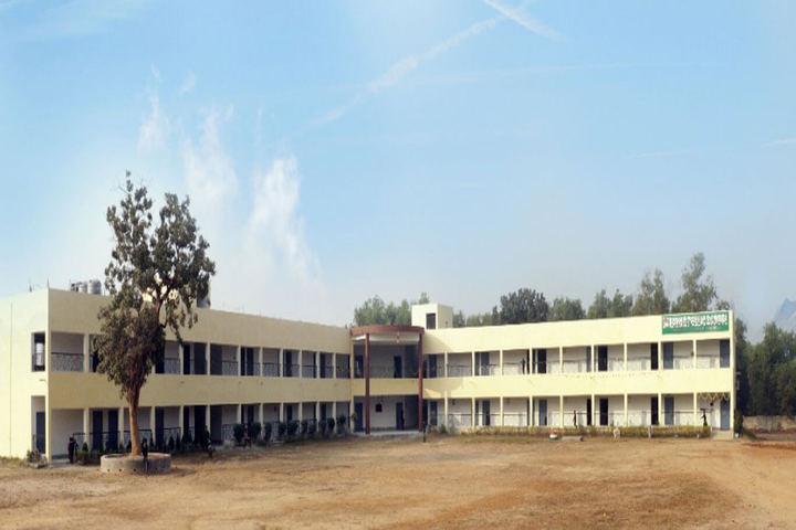 Xavier Public School-Campus