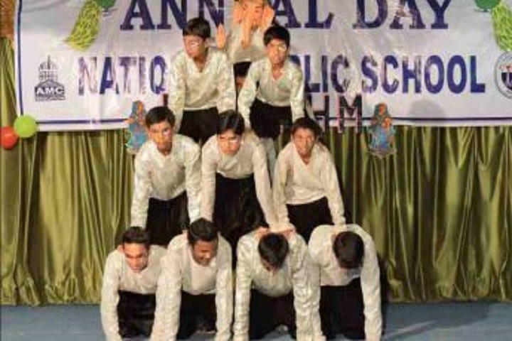 A M C School-Annual Day