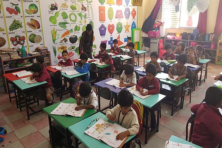 A M C School-Classroom