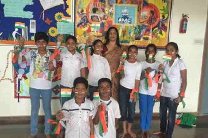 A M C School-Independance Day