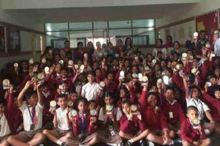 A M C School-Students