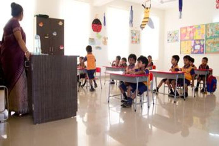 Achievers Academy-Junior Wing ClassRoom