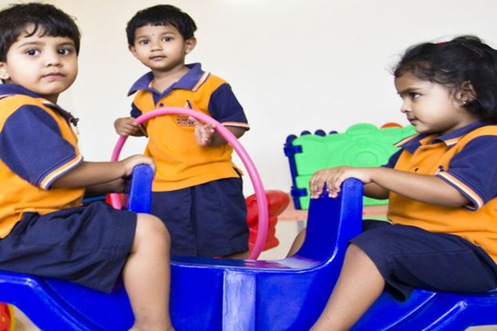 Achievers Academy-Kids Play Area