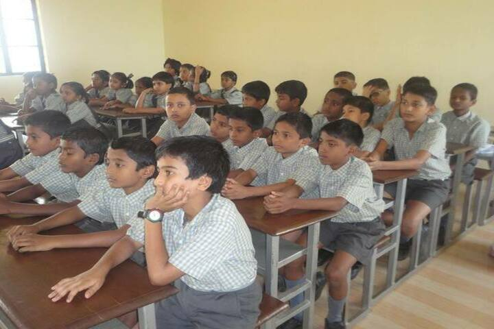 Adarsha Central School-Classrooms