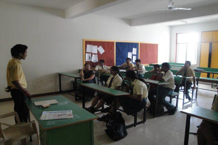 AECS Magnolia Maaruti Public School- Classroom