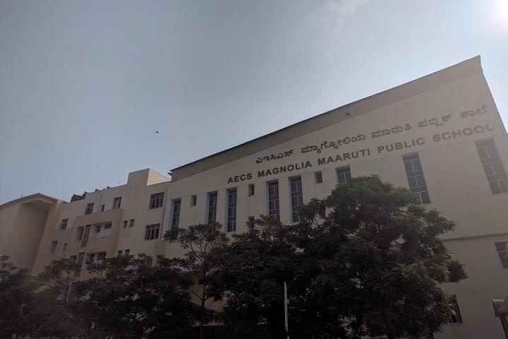 AECS Magnolia Maaruti Public School- School View