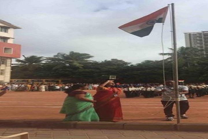 AECS Magnolia Maaruti Public School-Flag Hosting