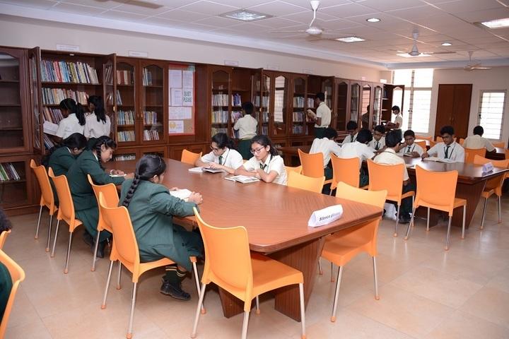 AECS Magnolia Maaruti Public School-Library2