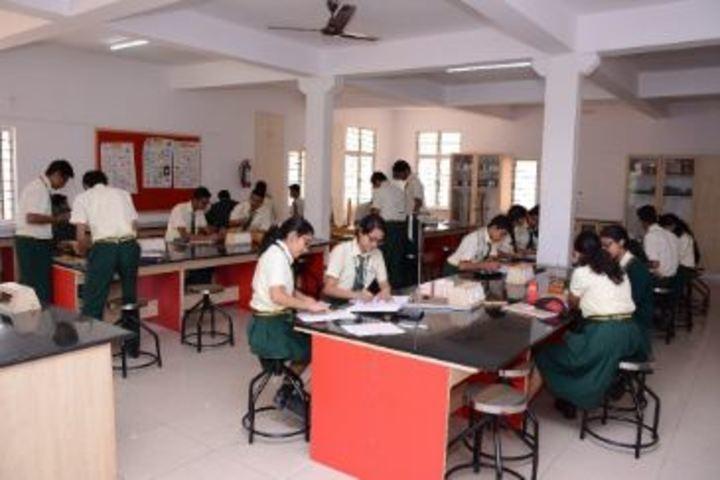 AECS Magnolia Maaruti Public School-Physics Labs