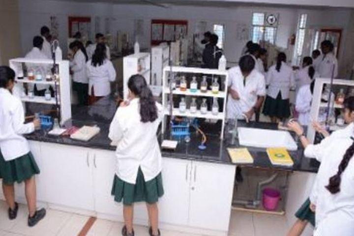 AECS Magnolia Maaruti Public School-Science Labs