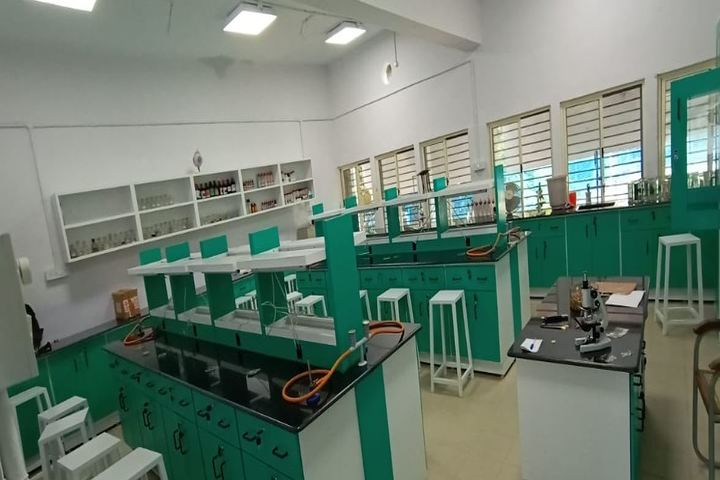 Air Force School-Biology Lab