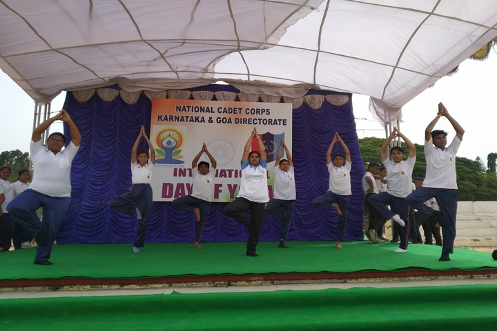 Air Force School-International Yoga Day2