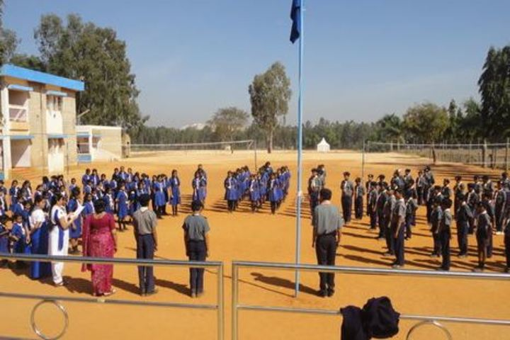 Air Force School-Scouts and Guides