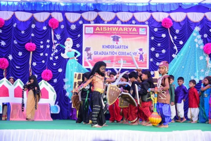 Aishwarya International Public School-Drama
