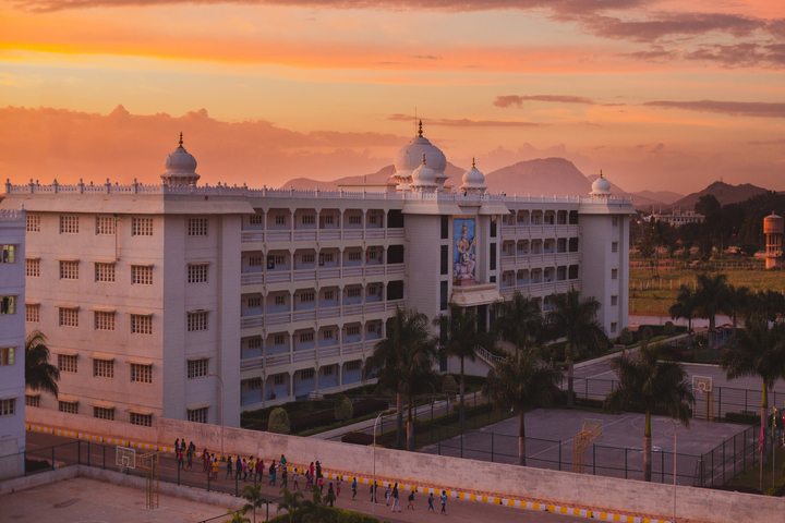 Akash International School-Campus