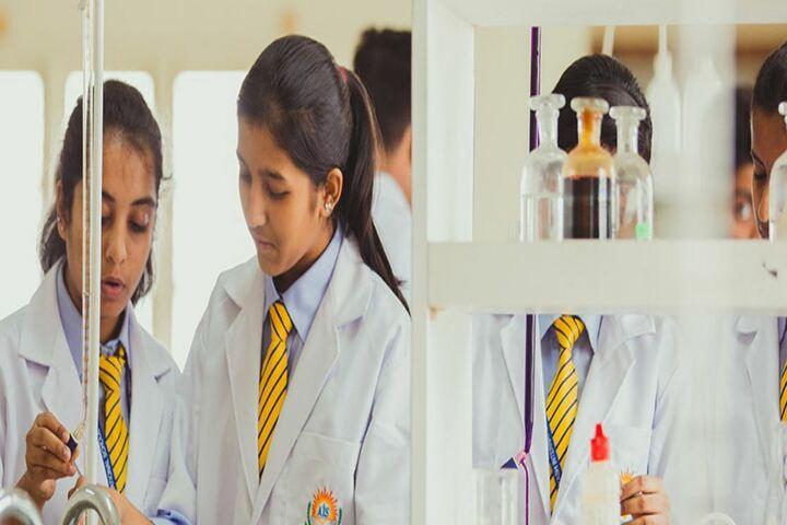 Akash International School-Chemistry Lab