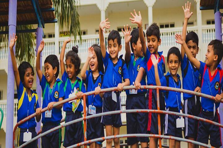 Akash International School-Junior Wing