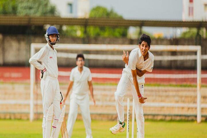Akash International School-Sports
