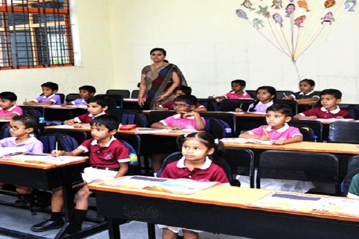 Akshara School-Classrooms