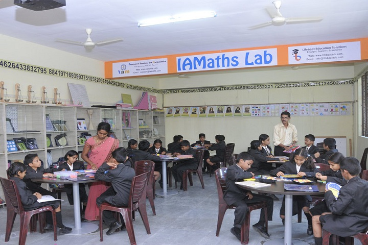 Akshara School-Maths Lab