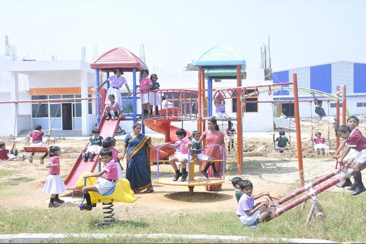 Akshara School-Play Area