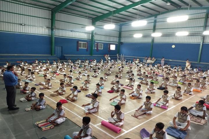 Akshara School-Yoga