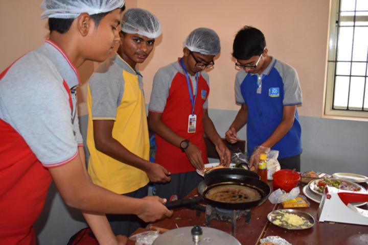 Al Furqan Islamic English Medium School-Cooking Class