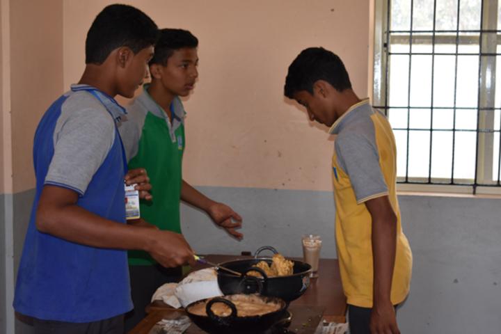 Al Furqan Islamic English Medium School-Cooking