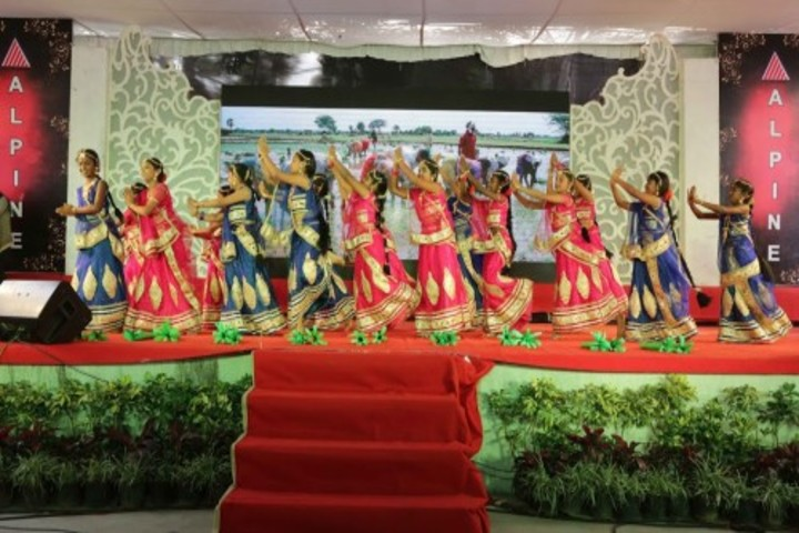 Alpine Public School-Dances Performance