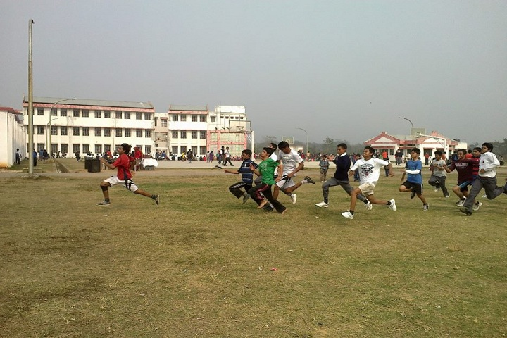 Army School-Sports running