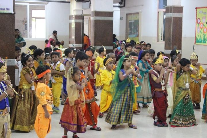 Amara Jyothi Public School-Janmasthami