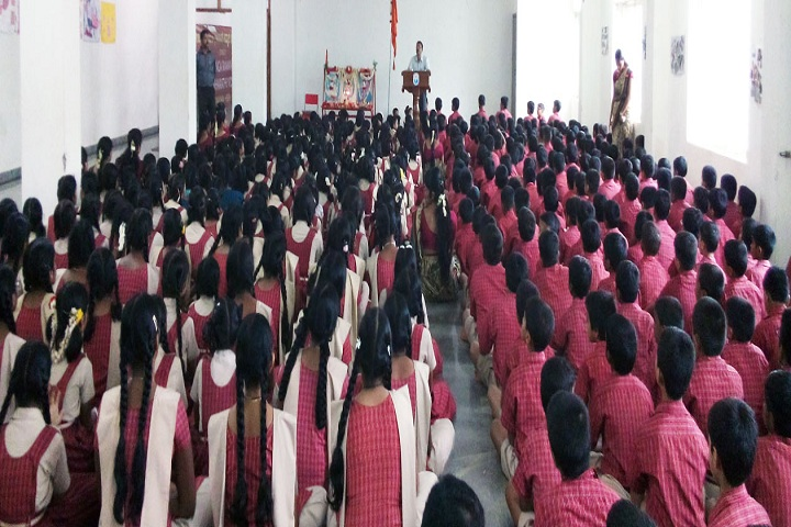 Amratha Bharathi Vidyakendra-Auditorium