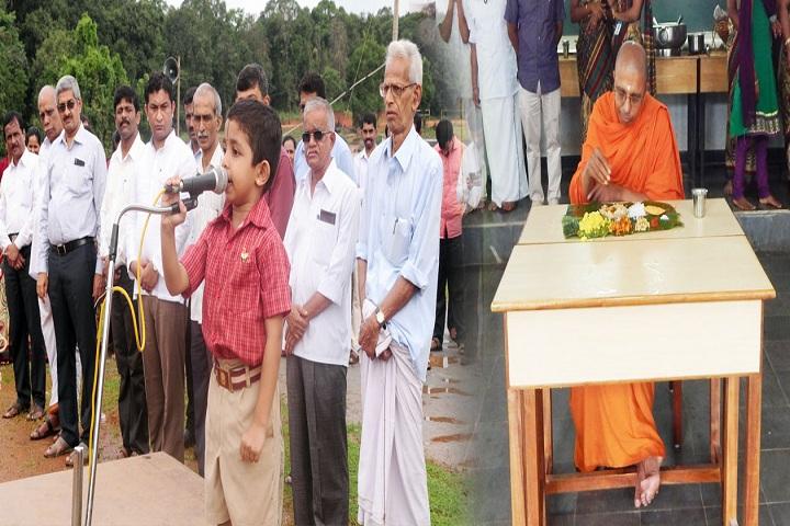 Amratha Bharathi Vidyakendra-Speech