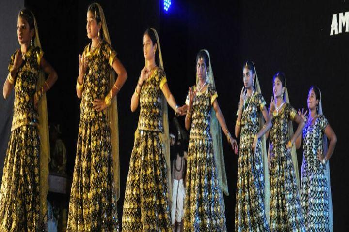 Amratha Bharathi Vidyakendra-Dances