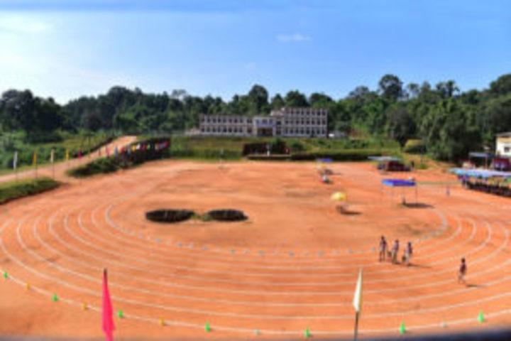 Amratha Bharathi Vidyakendra-Playground