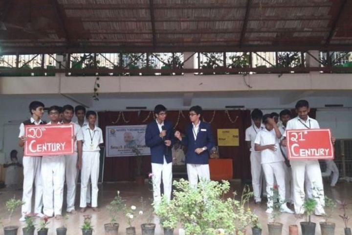 Amrita Vidalayam-Teachers Day