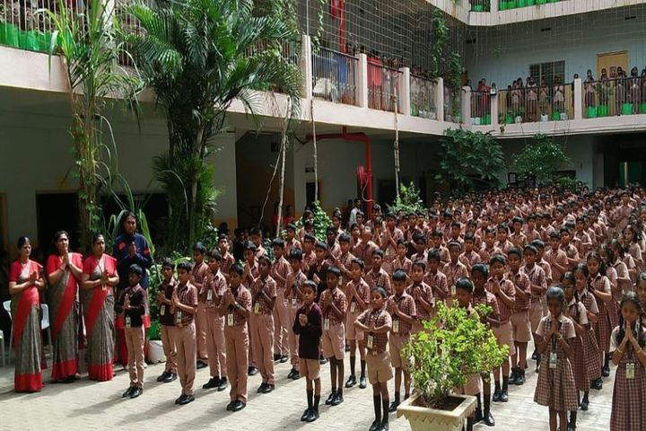 Amrita Vidalayam-Assembly