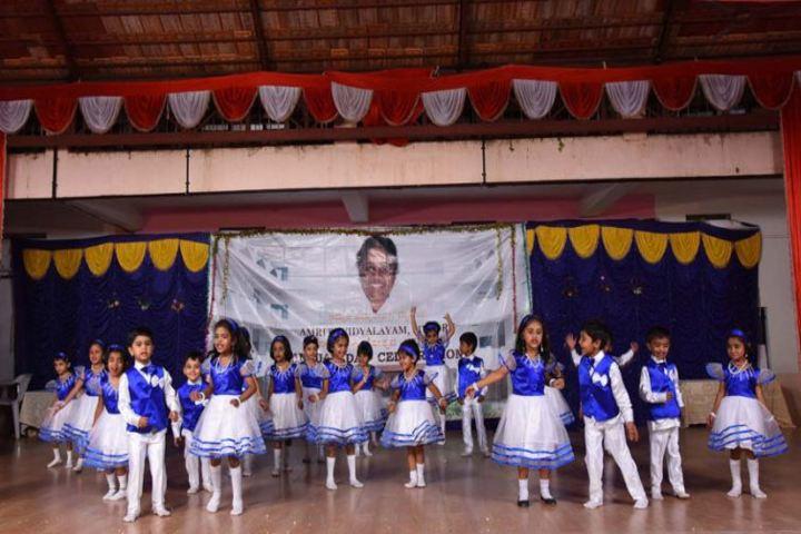 Amrita Vidalayam-Dance Performance