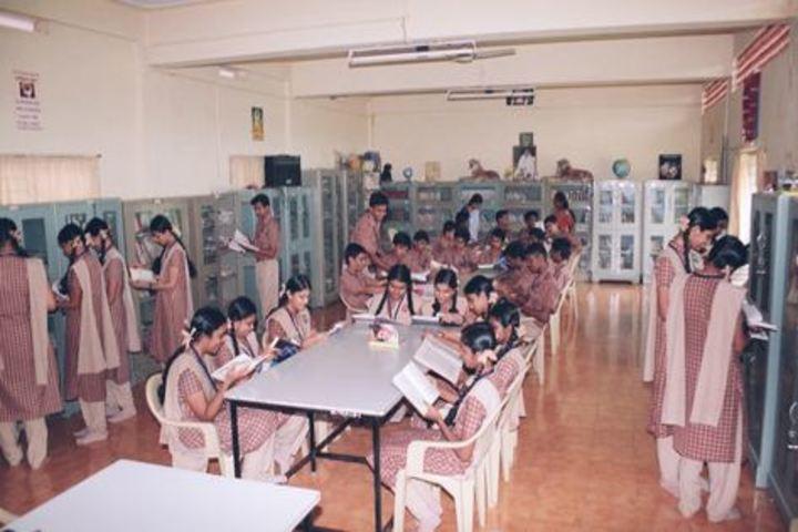 Amrita Vidalayam-Library
