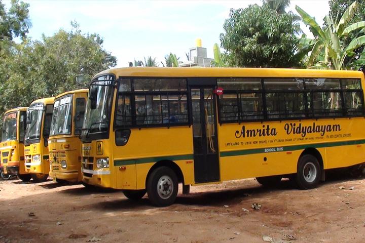 Amrita Vidalayam-Transport