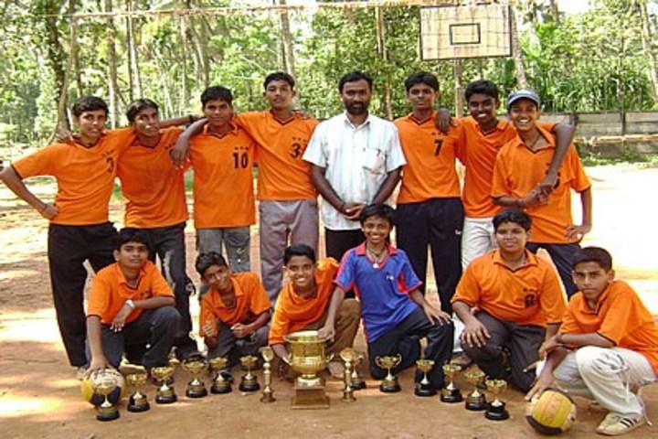 Amrita Vidyalayam-Sports Team Winners