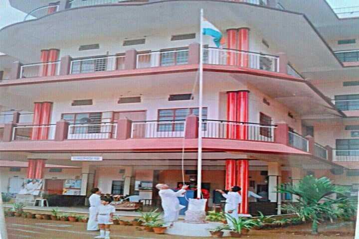 Amrita Vidyalayam-Flag Hosting