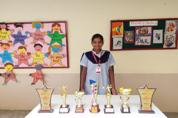 Anand Shiksha Kendra-Award winning