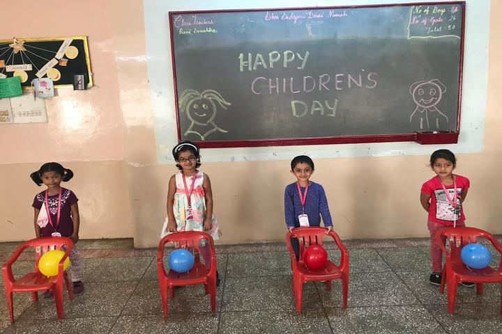 Anand Shiksha Kendra-Childrens Day