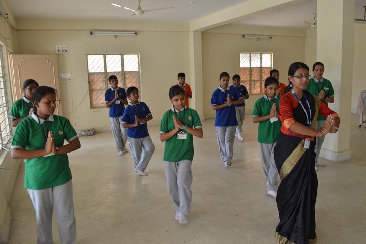 Anand Shiksha Kendra-Dance Room