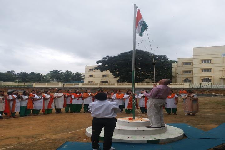 Anand Shiksha Kendra-Independence Day