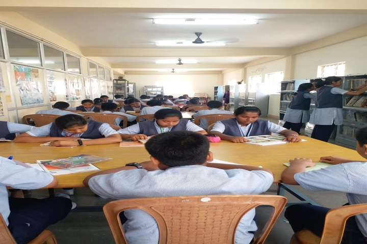 Anand Shiksha Kendra-Library
