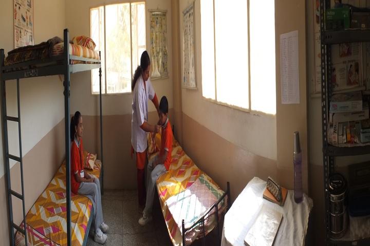 Anand Shiksha Kendra-Medical Checkup