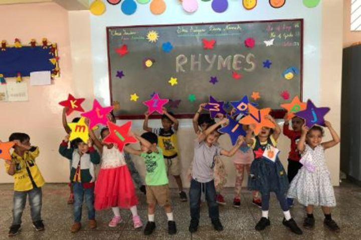Anand Shiksha Kendra-Rhymes Event